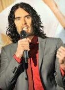 Comedian Russell Brand. Photo Credit: Courtesy  CC BY-SA 2.0 Eva Rinaldi from Sydney Australia - Arthur Russell Brand Uploaded by Kafuffle