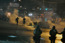 Ferguson Riots Move To St. Louis Photo Credit: Courtesy of  Loavesofbread the Creative Commons Attribution-Share Alike 4.0 International license.