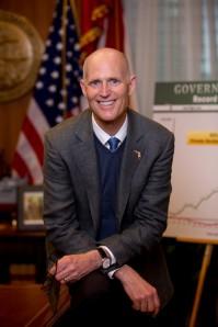 Governor Rick Scott (R-Fla.) Photo Credit: Courtesy of http://www.flgov.com/meet-governor-scott/