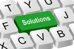 Is It Okay If The SOLUTIONS Key Gives 1 Solution? Photo Credit: Courtesy Of cyberscooty Open clip art