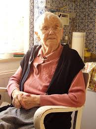 "Grandma Chooses To Stay Home. Photo Copy: Courtesy of Borya ""Grandma"" CCcreativecommons."