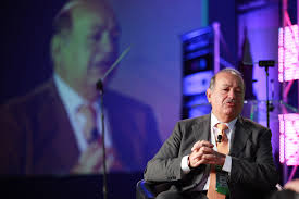 Richest Man In The World: Carlos Sims Photo Credit: Courtesy of World Travel & Tourism Council 120517 Americas Summit Carlos Slim Session IMG_2031