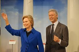 Hillary And Bill Clinton. Photo Credit: InSapphoWeTrust CC creative commons