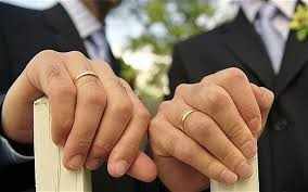 Did You Think Gay Marriage Would Move So Fast? Credit: Credit telegraph.co.uk