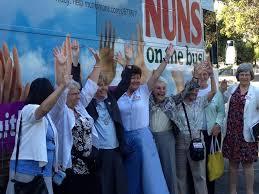Nuns On The Bus. Credit: barackobama.com.