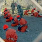 GITMO Prisoners. Shane T. McCoy, US Navy, Public Domain.