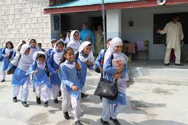 Pakistani School Girls. Credit: Vicki Francis/Department for International Development, United Kingdom 2.0