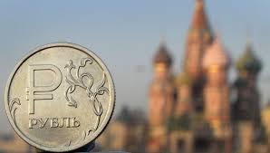 Ruble Drops. Big Time. Credit: KyivPost